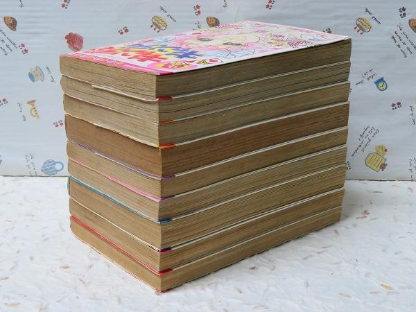 キャンディキャンディ 1巻~9巻 全9巻 いがらしゆみこ 全巻セット_画像3