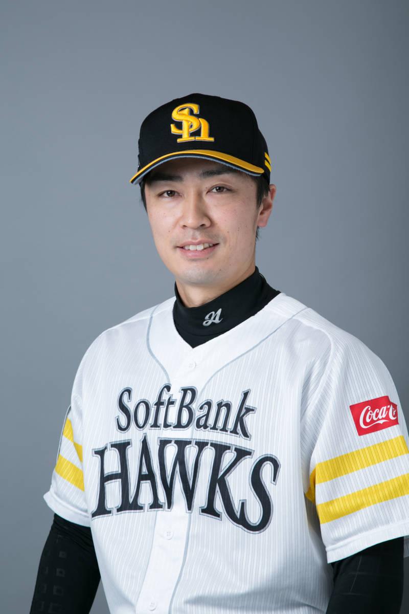 和田毅選手プロフィールお写真