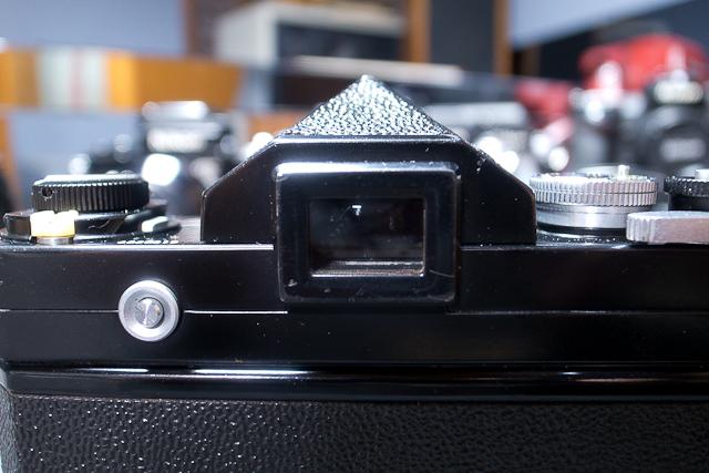 永遠の名機 Nikon ニコンF ブラックボディー 6839319 7/7カメラ修理専門店にてメンテ品_画像9