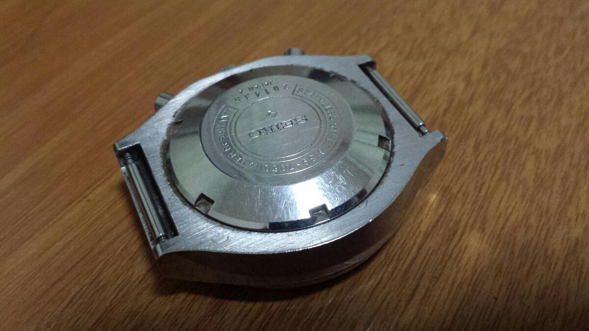 ★ジャンク品★アンティーク腕時計★セイコー★5SPORTS★6139-7060★_画像5