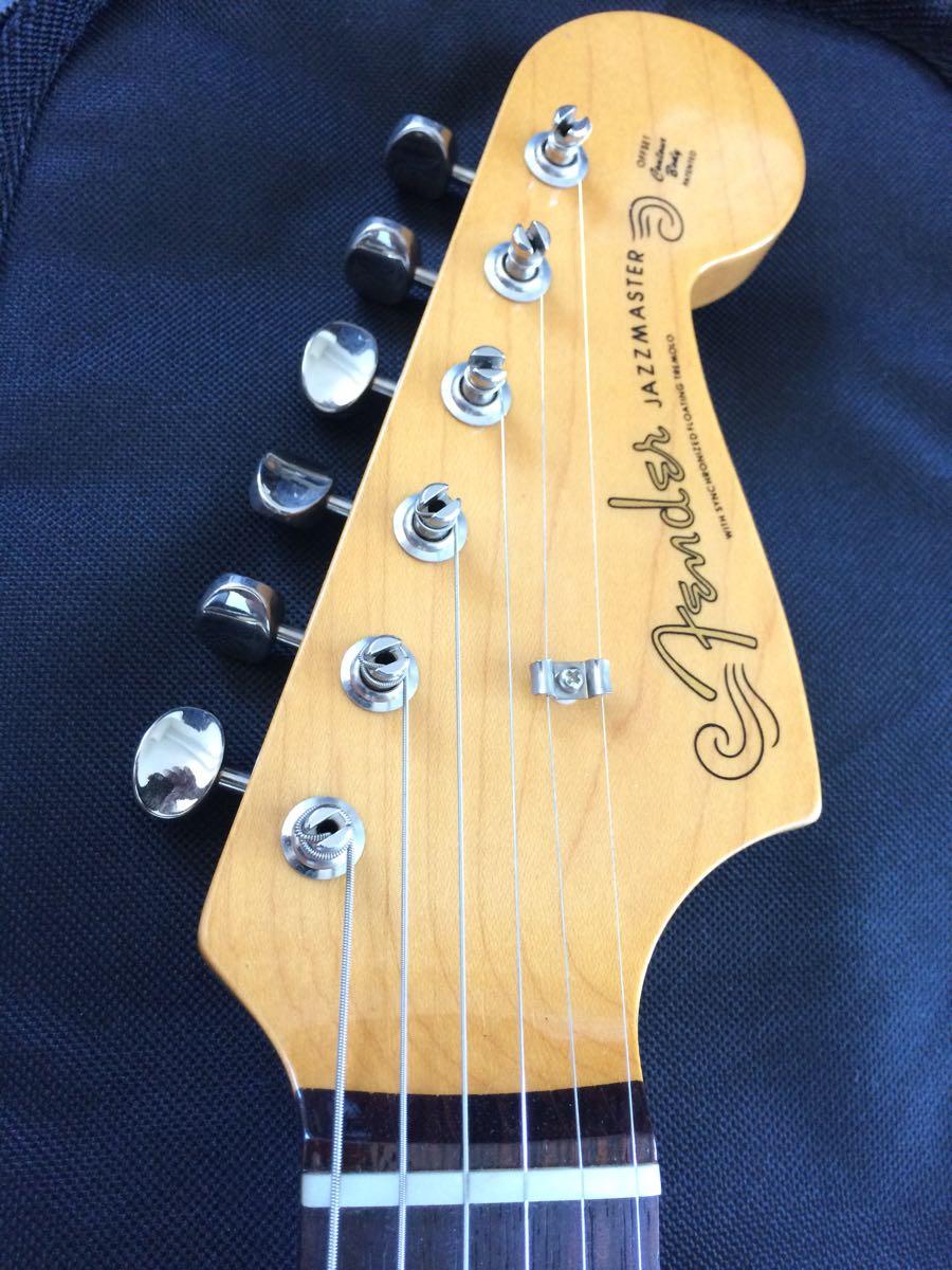 美品 FenderJapan Traditional 60s Jazzmaster Pink Paisley_画像6