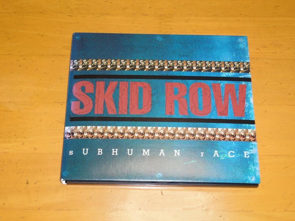 SKID ROW/SUBHUMAN RACE/邦盤中古CD_画像1