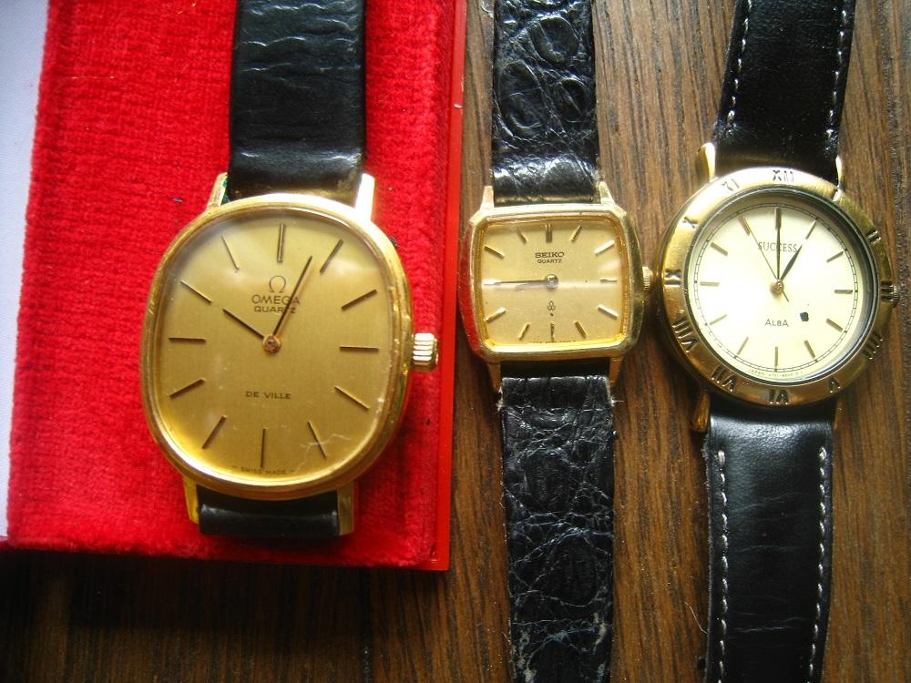 ジャンク 腕時計 15点 まとめて セイコー シチズン オメガなど_画像2