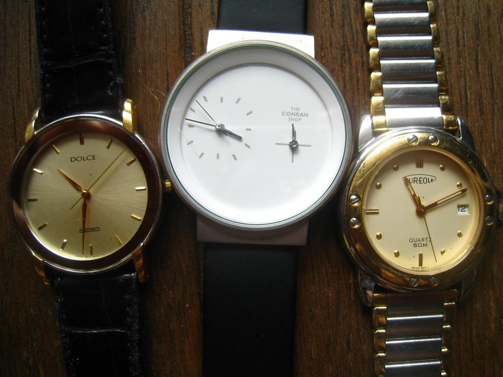 ジャンク 腕時計 15点 まとめて セイコー シチズン オメガなど_画像3