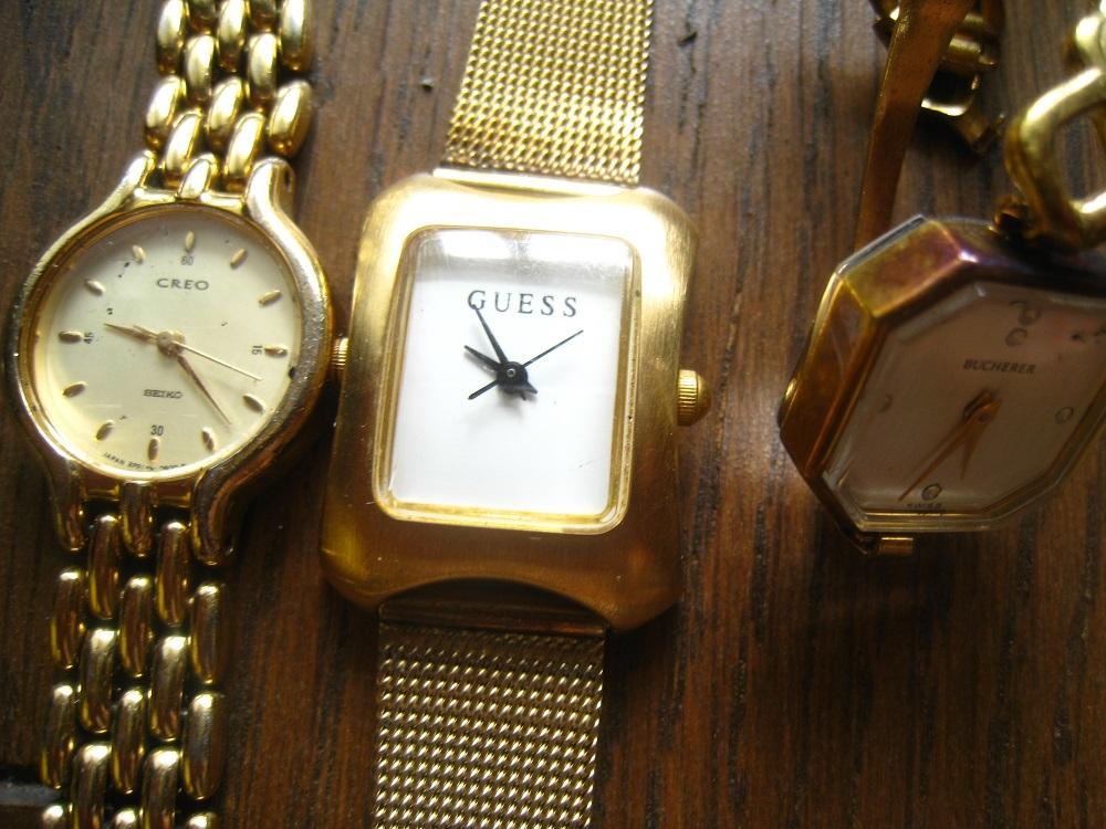 ジャンク 腕時計 15点 まとめて セイコー シチズン オメガなど_画像4