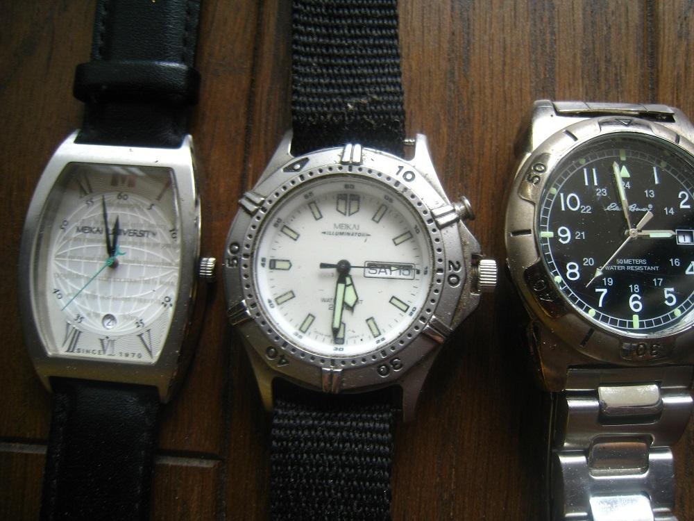 ジャンク 腕時計 15点 まとめて セイコー シチズン オメガなど_画像5