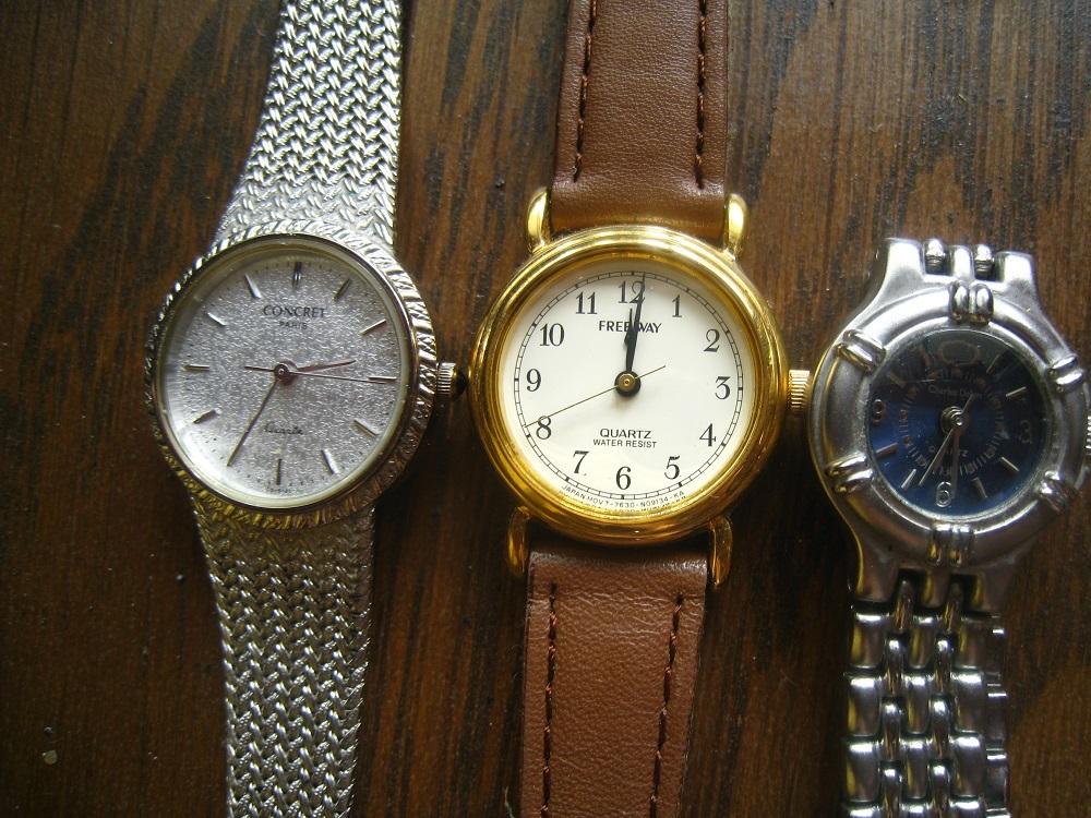 ジャンク 腕時計 15点 まとめて セイコー シチズン オメガなど_画像6