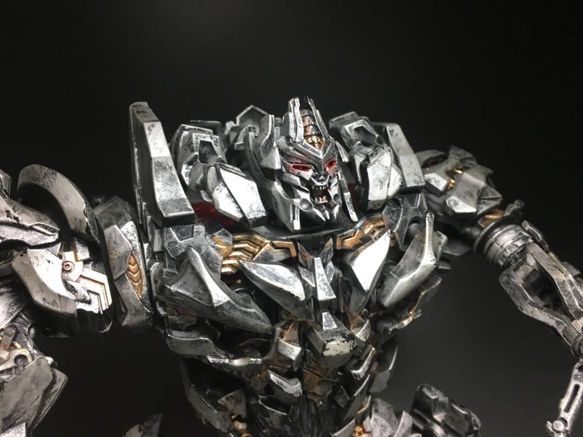 トランスフォーマー RD01_メガトロン カスタム/マスターピース._画像3