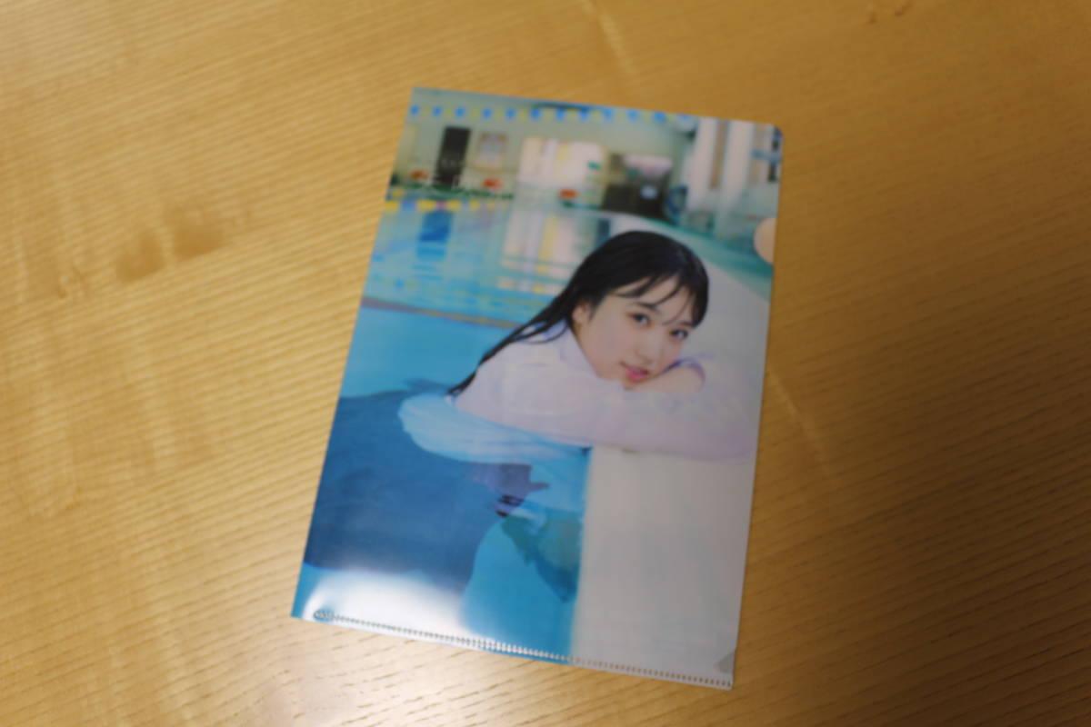 クリアファイル 矢吹奈子 HKT48