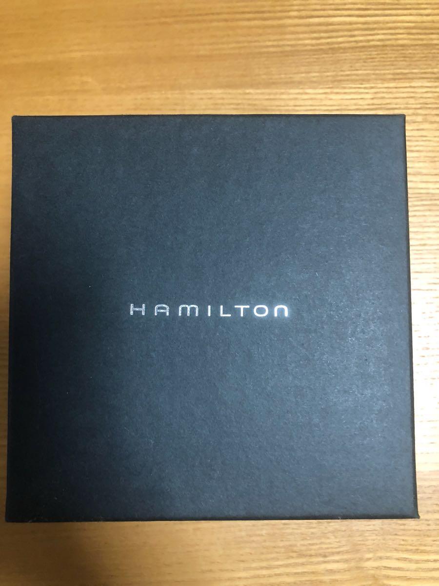ハミルトン カーキオフィサーオート 44mm ビッグフェイス 自動巻 機械式時計 高級 腕時計 _画像8