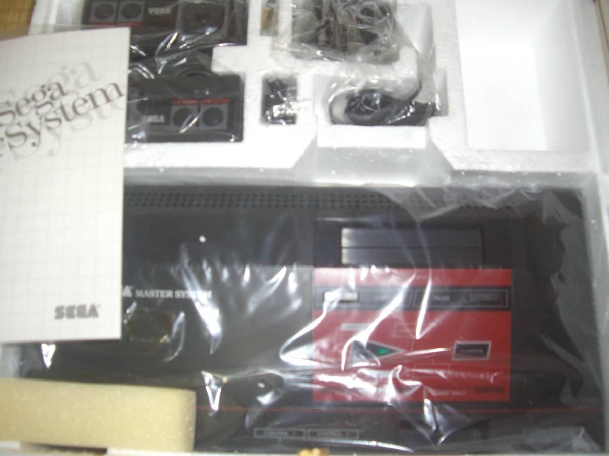 未使用品!★セガ マスターシステム本体 MK-2000★SEGA Master System Console_画像2