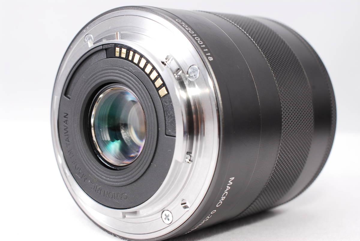 ★新品級★Canon キヤノン EOS M EF-S 18-55mm STM レンズセット!! 16G SDカードつき 届いたその日から撮影可能です!!_画像10