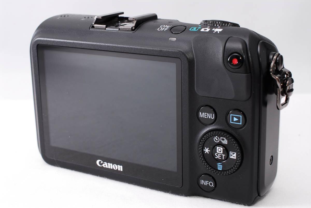 ★新品級★Canon キヤノン EOS M EF-S 18-55mm STM レンズセット!! 16G SDカードつき 届いたその日から撮影可能です!!_画像6