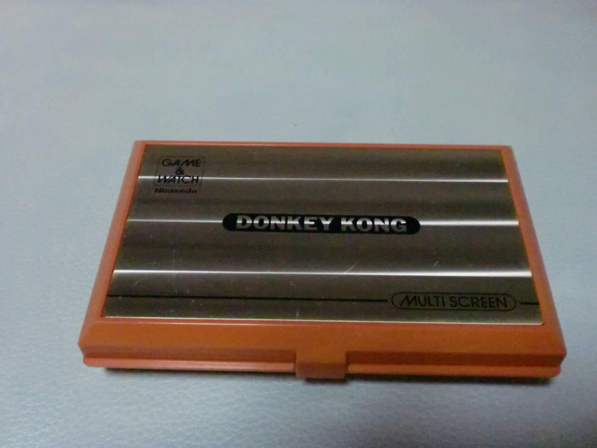 ゲームウォッチ DONKEY KONG_画像3