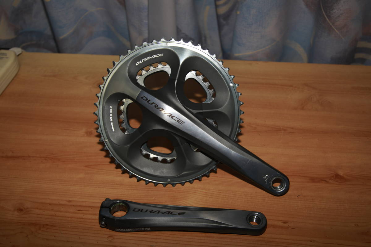 SHIMANO DURA-ACE 7900 39T X 130MM 10-SPEED B-TYPE BICYCLE CHAINRING