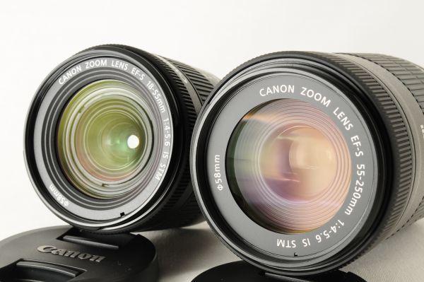★新品級★Canon キャノン EOS Kiss X9 ダブルズームキット ★ ワンオーナー 使用2ヶ月 メーカー1年+長期保証5年で安心!★限定1個 #65_画像9