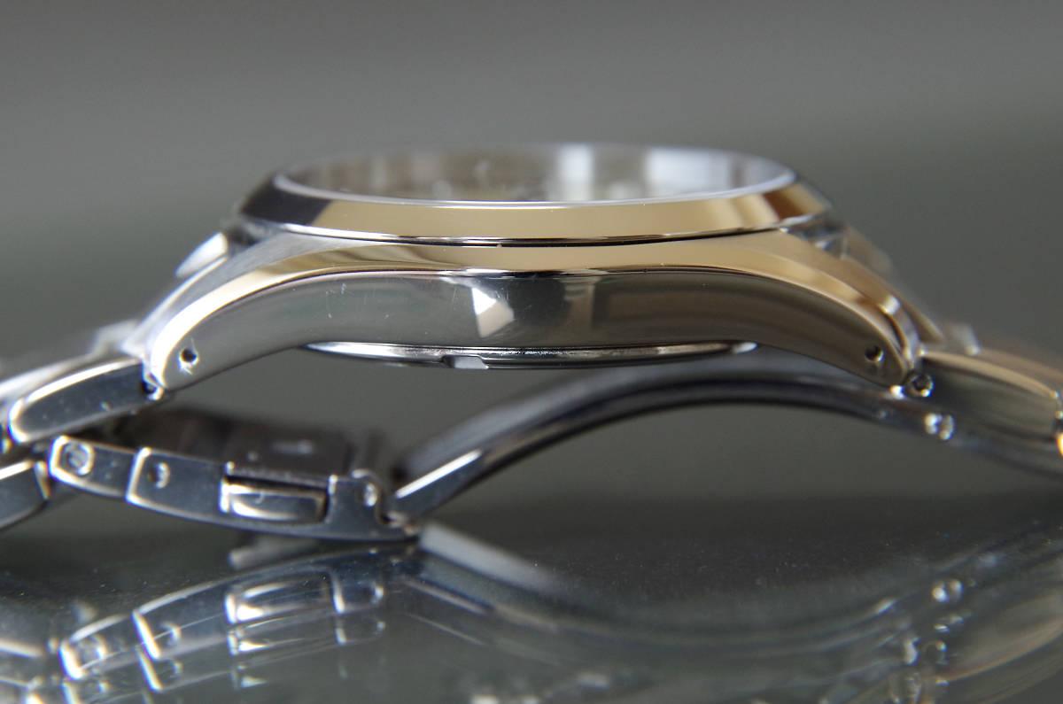 グランドセイコー SBGX063 GS美錠付セイコー製クロコ革バンド付き_画像4