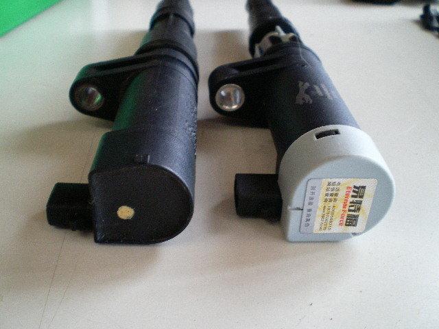 【カングー】ルノー KCK4M KWK4M K4M コイル 新品 長期テスト合格 OEM製 格安 送料込み 1本の価格_左)純正 右)今回販売