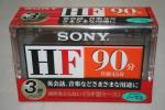 kenya_point - 今年話題 90分オーディオテープ3本パック SONY 3C-90HFA
