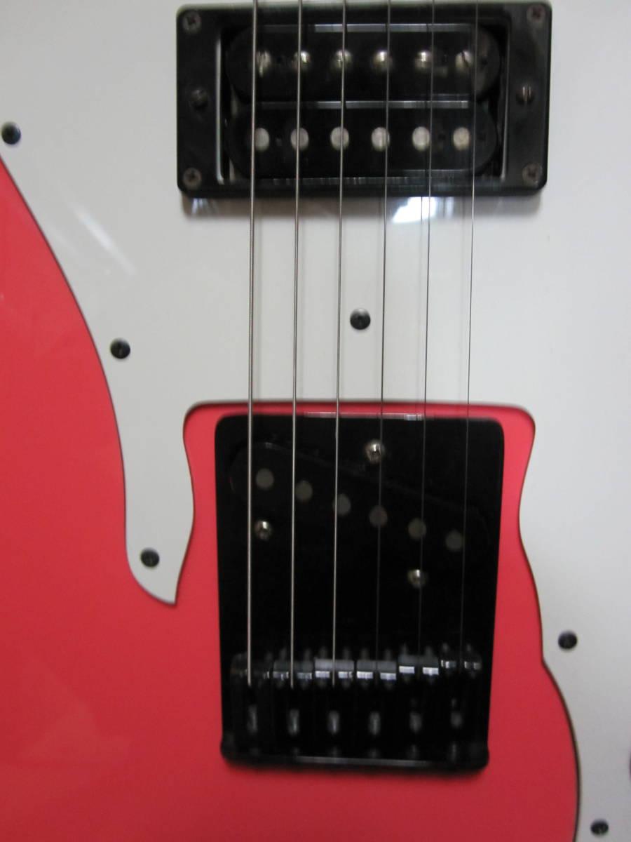 Gee Crafts テレキャスターカスタム タイプ  Telecaster Custom Type 検索 フェンダー  Fender_画像7