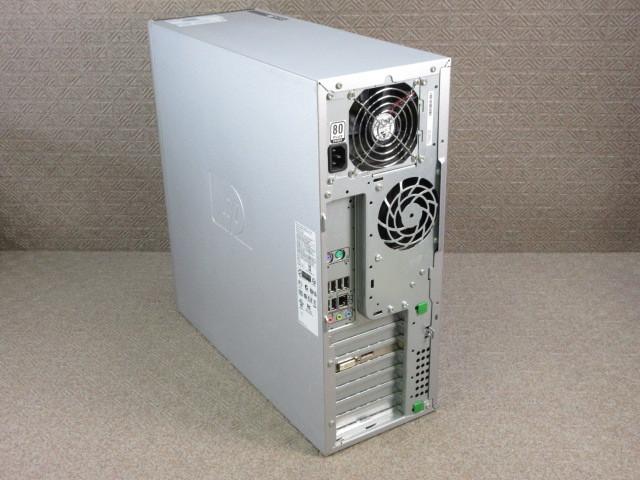 HP Z400 Workstation (VS933AV) / 4コア8スレッド Xeon W3520 2.66GHz / 4GB / Quadro 400 / No.C177_画像6