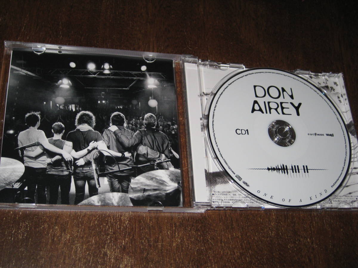 DON AIREY ドン・エイリー/ ONE OF A KIND ワン・オブ・ア・カインド 国内帯有 ほぼ新品
