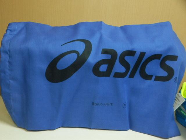 asicsアシックス 陸上 長距離スパイク コスモレーサー LD TTP517 ディーパブルー×ホワイト 4301/26.0㎝ _画像8