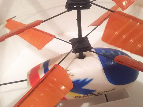 ラジコンヘリコプター SKYSHADOW ★未使用品★鄭8_画像3