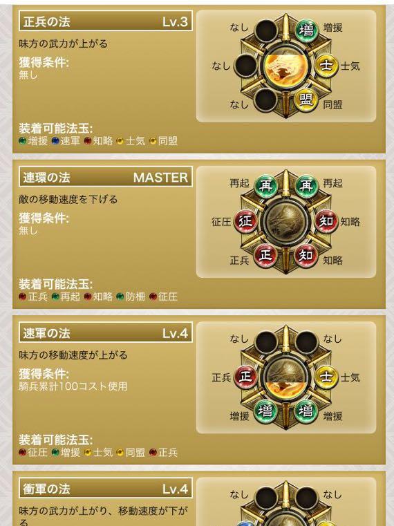 【三国志大戦4】まとめ 縁500aime付き 龍玉450 SR31枚 EX4枚 R50枚 引退_画像5