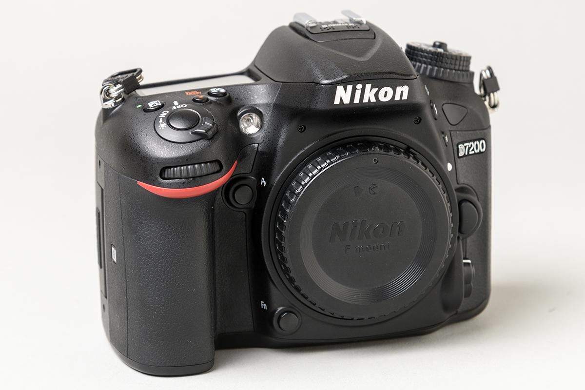 付属品未使用! Nikon D7200 メーカー保証残有 メーカー点検済 ニコン_画像2