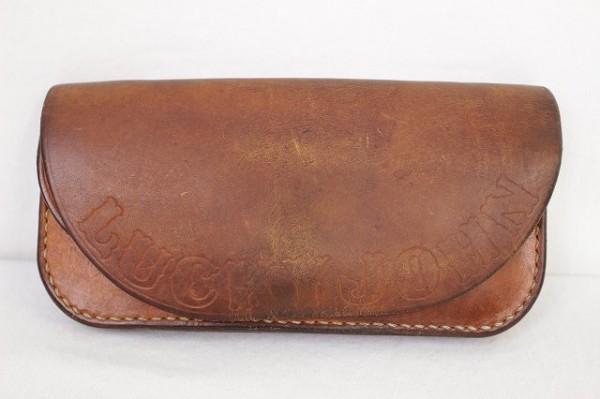6a584cffe586 代購代標第一品牌- 樂淘letao - LUCKY JOHN ラッキージョンオールレザーウォレット長財布