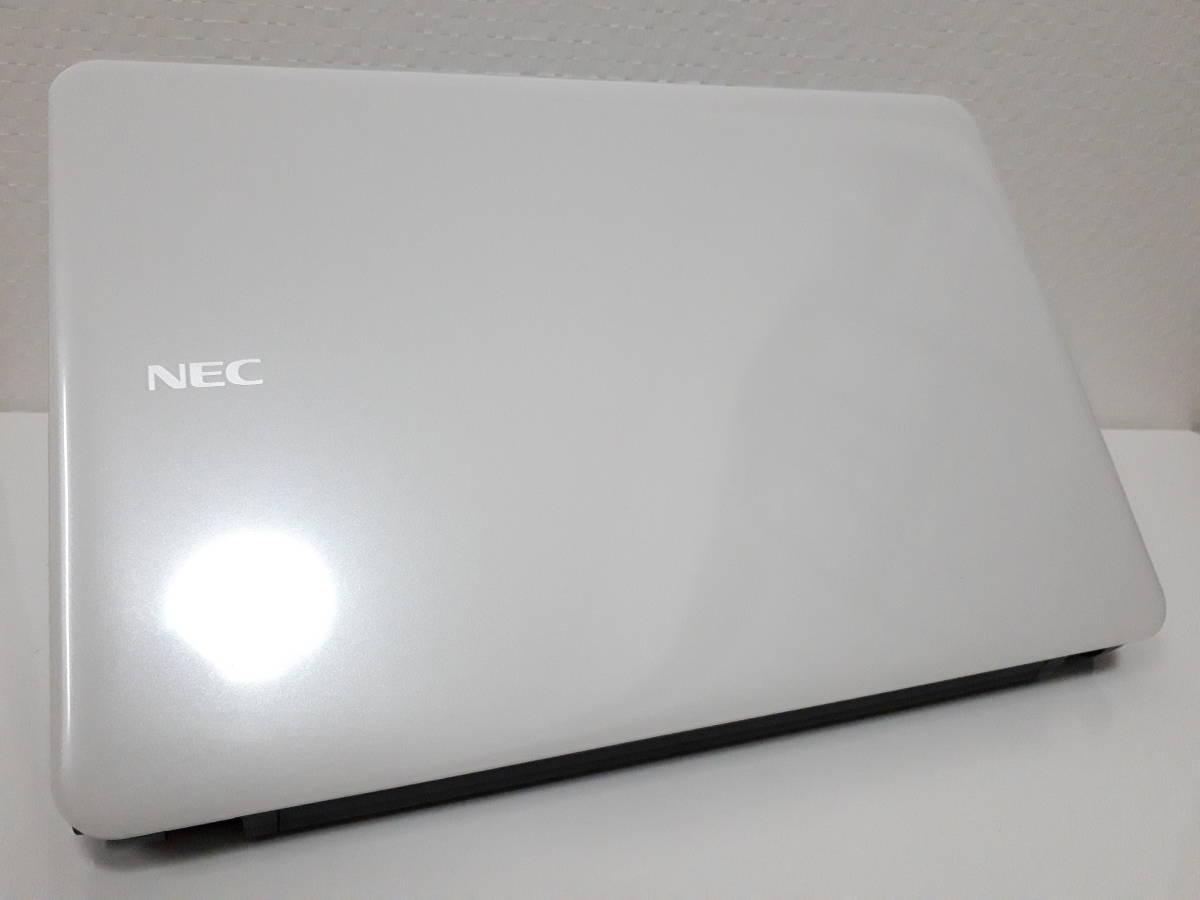 【最新Windows10☆爆速SSHD仕様☆8GBメモリ】NEC☆Lavie Core i5☆ほぼ新品SSHD500GB(高速SSD内臓)☆DVD/HDMI/Wi-Fi☆Office(Word Excel)☆_画像5