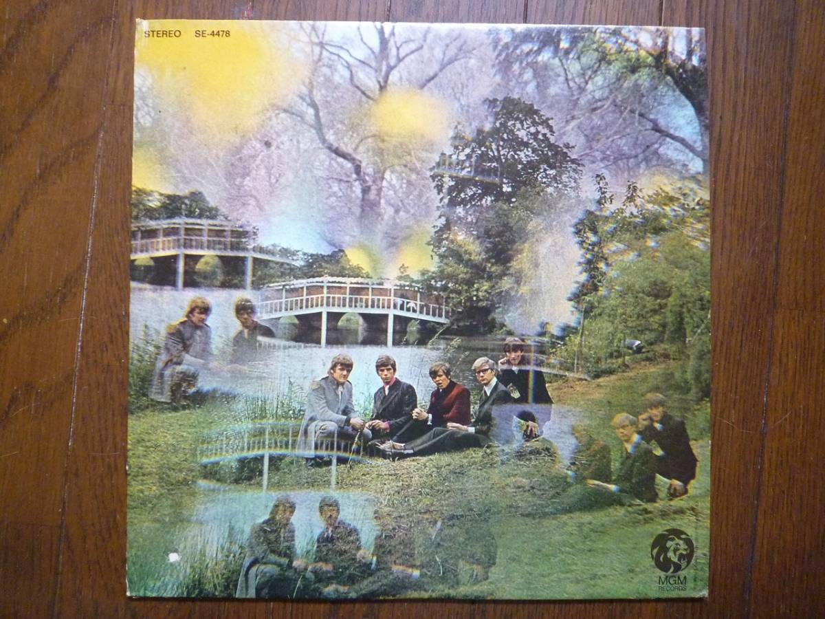 LP☆ Herman's Hermits Blaze ハーマンズ・ハーミッツ ☆Museum, Upstairs, Downstairs, Don't Go Out Into The Rain _画像1