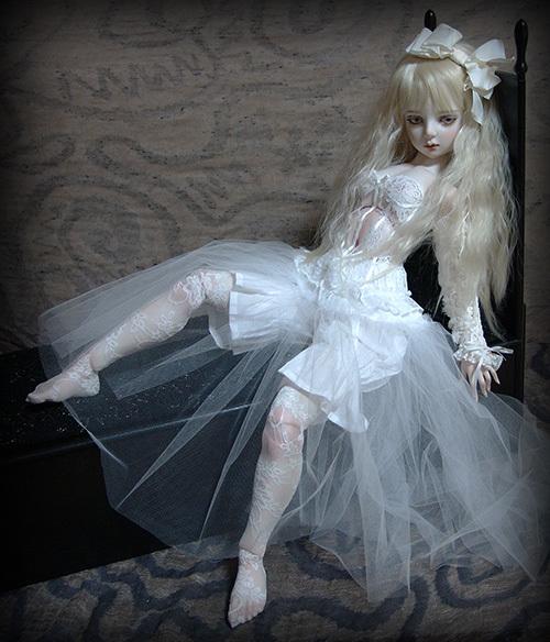 太山レミ作 オリジナルビスクドール 創作人形I28 ※送料無料_画像5