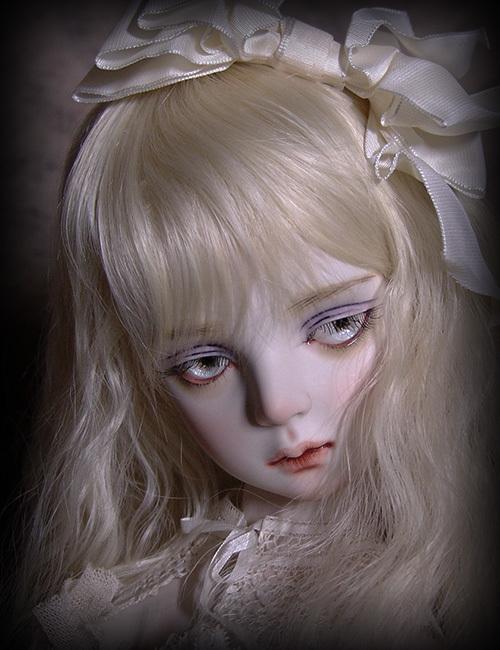 太山レミ作 オリジナルビスクドール 創作人形I28 ※送料無料