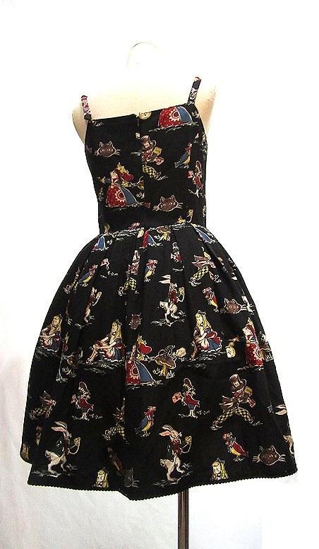 Emily Temple ワンダーアリス ドレス ワンピース エミリーテンプル_画像2