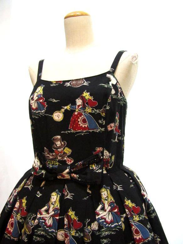 Emily Temple ワンダーアリス ドレス ワンピース エミリーテンプル_画像3