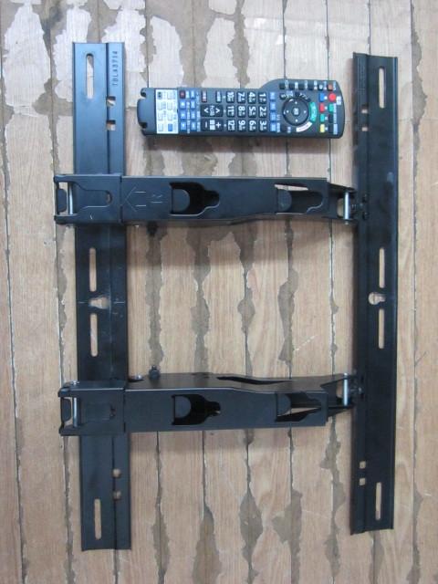パナソニック・VIERA壁掛け対応・液晶テレビTH-43CS650・15年製_画像4