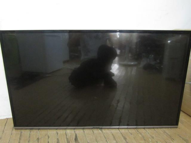 パナソニック・VIERA壁掛け対応・液晶テレビTH-43CS650・15年製
