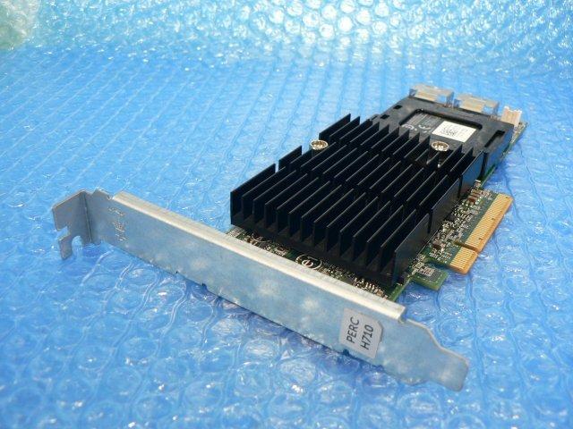 1DMR // DELL PERC H710 0VM02C SAS RAID Adapter PCI-E 120mm bracket