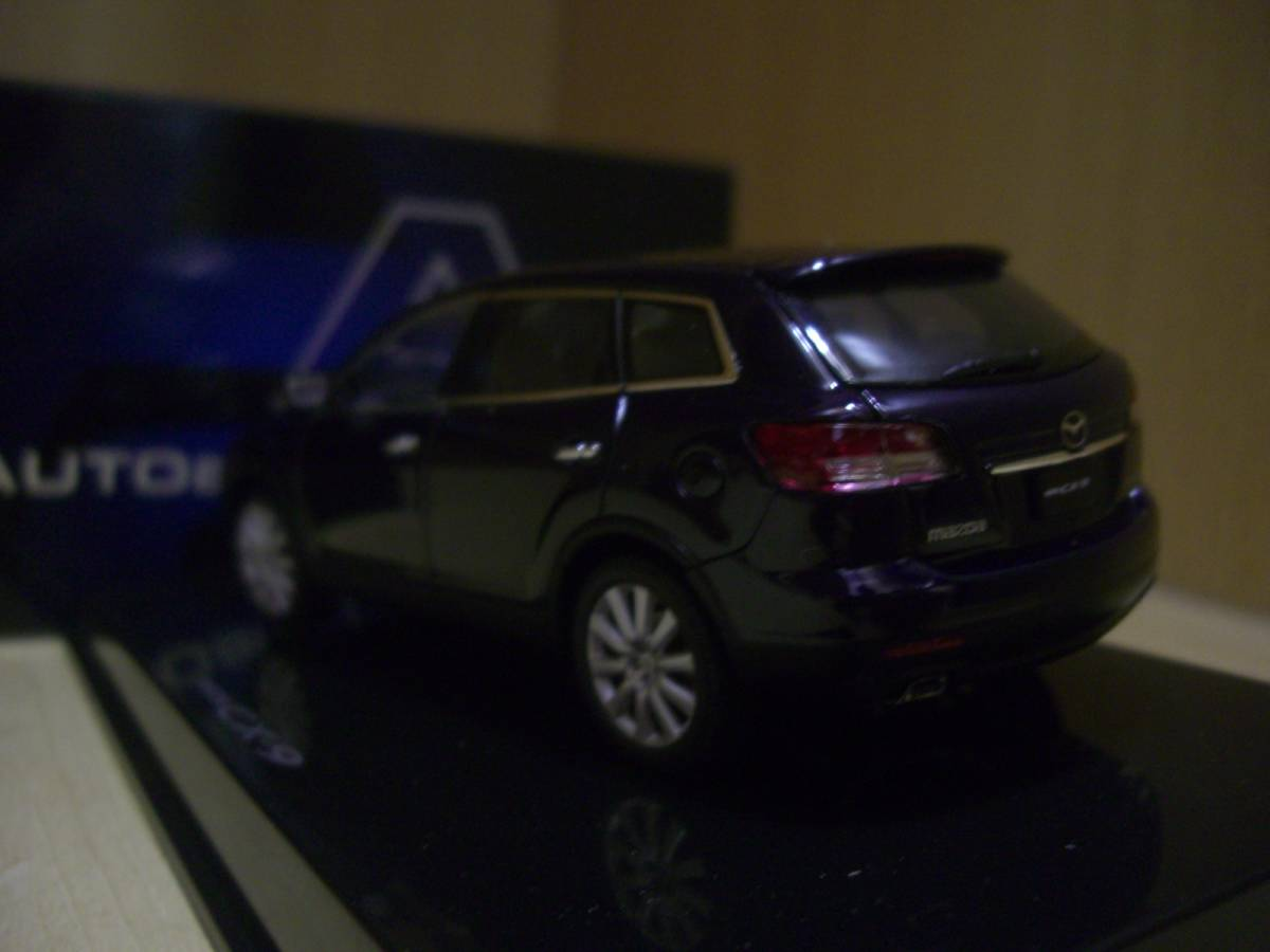 【 новый товар 】 Mazda  CX-9 (STORMY BLUE)