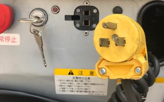 格安!トヨタ 電動 ハンドリフト パレットトラック バッテリー式 1300㎏ 中古 フォークリフト_画像6