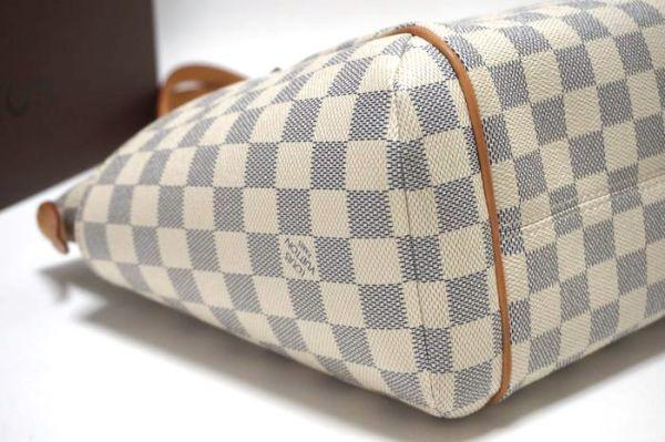 【極美品 袋付】ルイヴィトン ダミエ アズール ダミエアズール トータリーPM N51261 ショルダーバッグ  鞄 正規品 LV _画像6