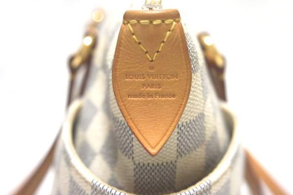 【極美品 袋付】ルイヴィトン ダミエ アズール ダミエアズール トータリーPM N51261 ショルダーバッグ  鞄 正規品 LV _画像10