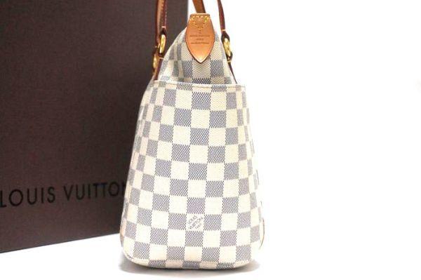 【極美品 袋付】ルイヴィトン ダミエ アズール ダミエアズール トータリーPM N51261 ショルダーバッグ  鞄 正規品 LV _画像5
