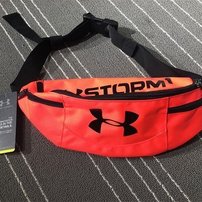 a629b66762 UNDER ARMOUR  Under Armor belt bag man and woman use   orange   unused
