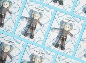 希少◆カウズ最新作◆新品未開封◆KAWS :HOLIDAY Bath Toy フィギュア◆supreme nike offwhite ベアブリック
