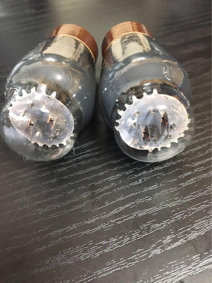 MULLARD CV181 ECC32 茶ベース 未使用 ペア 2個セット 真空管 高音質 箱付き ムラード 真空管アンプ_画像3