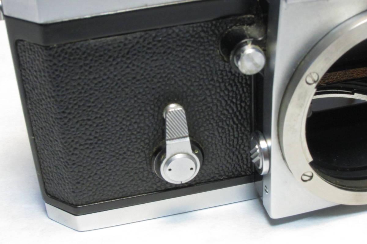 初期型 ニコン NIKON F 641万台 オリジナル 元箱付_画像2