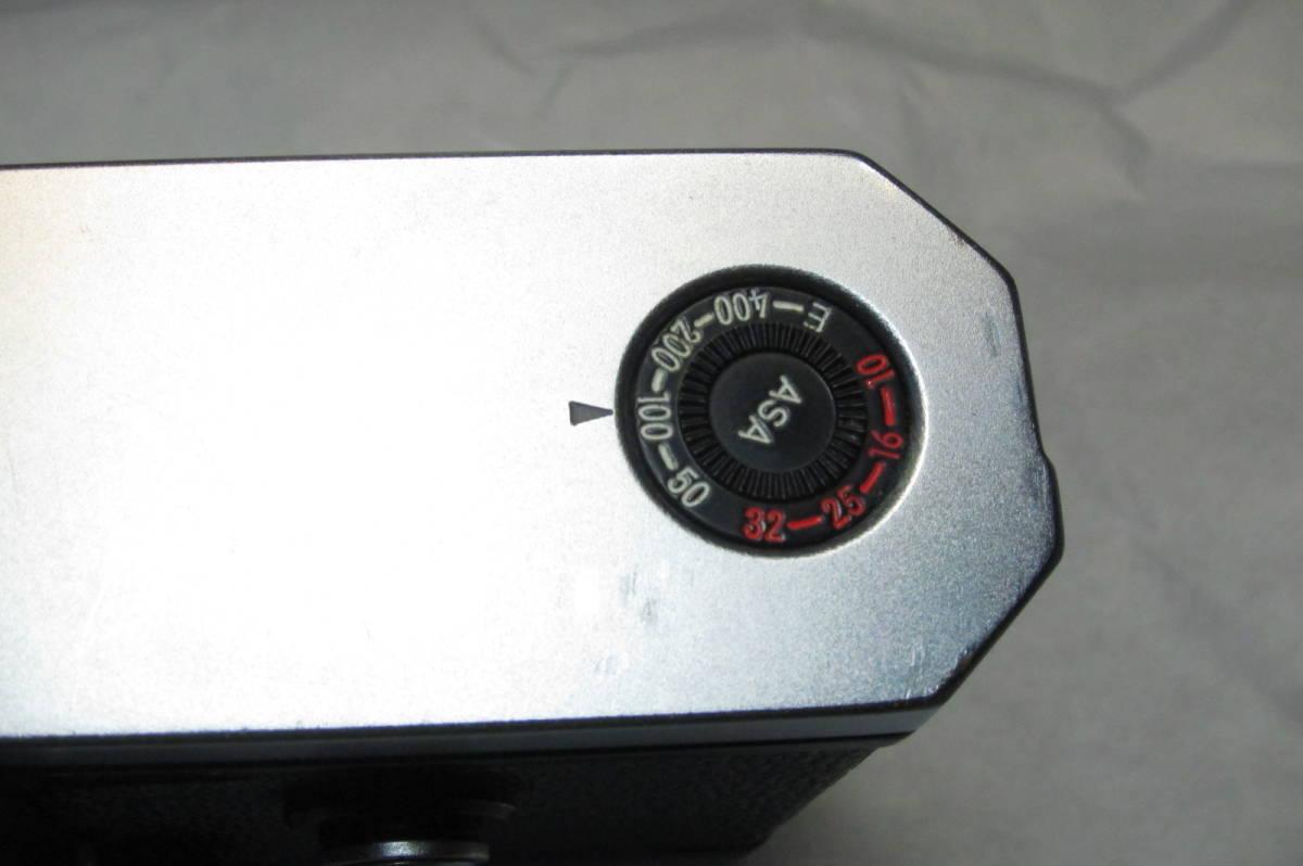初期型 ニコン NIKON F 641万台 オリジナル 元箱付_画像5